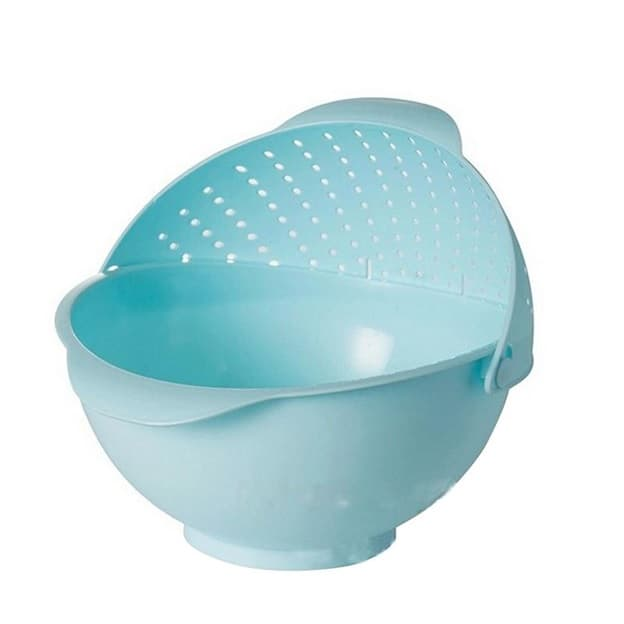 Plastic Strainer Kitchen Colander Basket